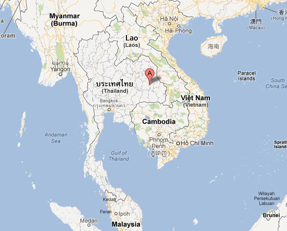 J'ai ma famille d'accueil pour la Thaïlande :).