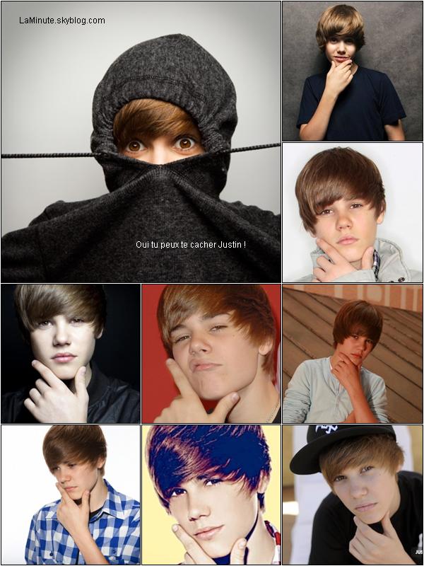 """La Minute Bieber Bieber Bieber ouuuuh (a lire sur le ton de la chanson """"Baby"""")"""