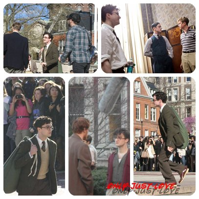 Tournage Kill your Darlings