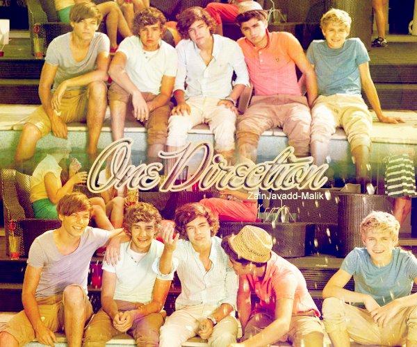 . ZJ-M, ta source sur le talentueux Zayn du groupe, One Direction ! .
