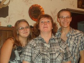 La famille en mode mongole
