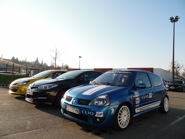 RENAULT SPORT CLIO (2) CUP