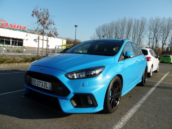 FORD FOCUS RS500 (2016)