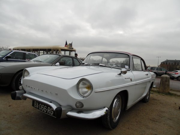 RENAULT CARAVELLE (1958)