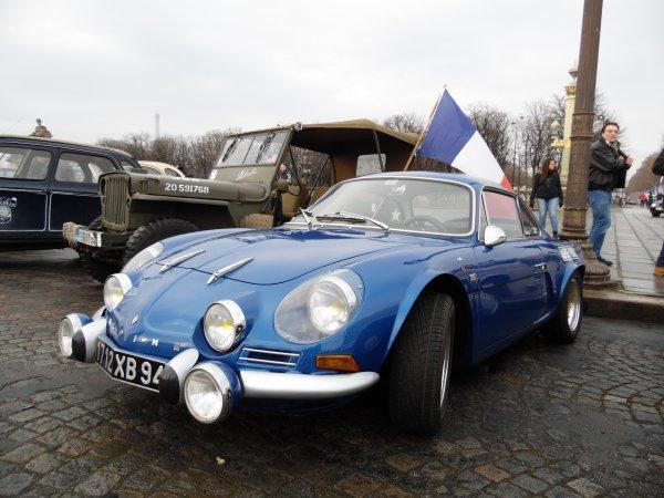 ALPINE A 110 (1962-1977)
