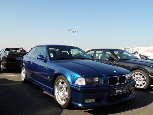 BMW M3 (1992-1999) 17EME SALON DE LA VOITURE ET DE LA MOTO DE COLLECTION AUTOMÉDON LE BOURGET 2017