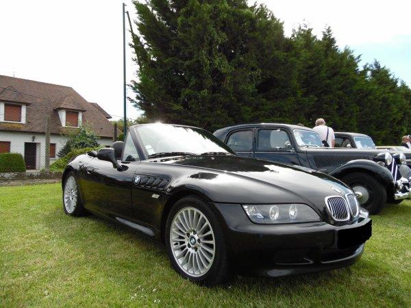 BMW Z3 M ROADSTER 007 (1997) Fête de la Saint-Jean et Rassemblement de Voitures de Collection & d'Exception à BORAN 2018(OISE)
