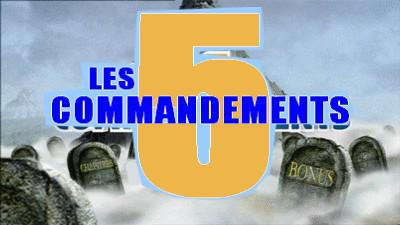 Les 5 commandements le film