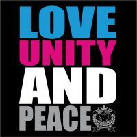 lOve untiity and peace xD