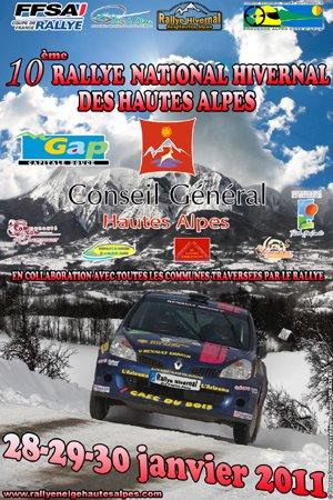 Prochain depart ----> 10e Rally hivernale
