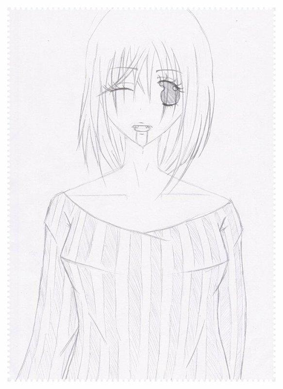 Oh ? Mon dessin ♥ ? *O*
