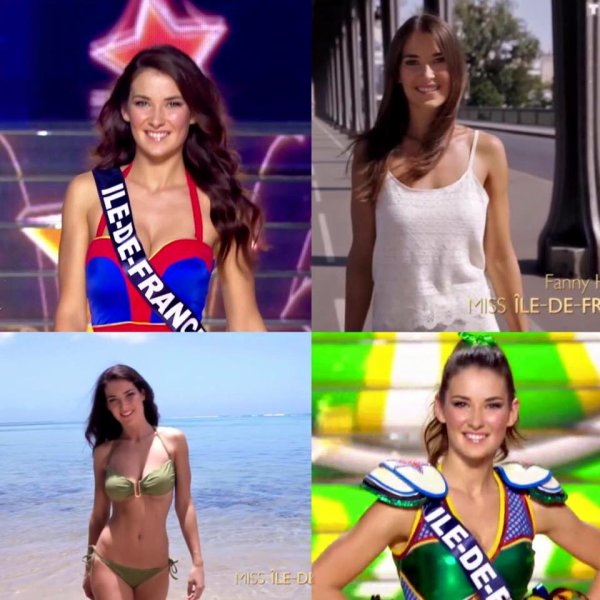 Fanny Harcaut - Miss France 2016