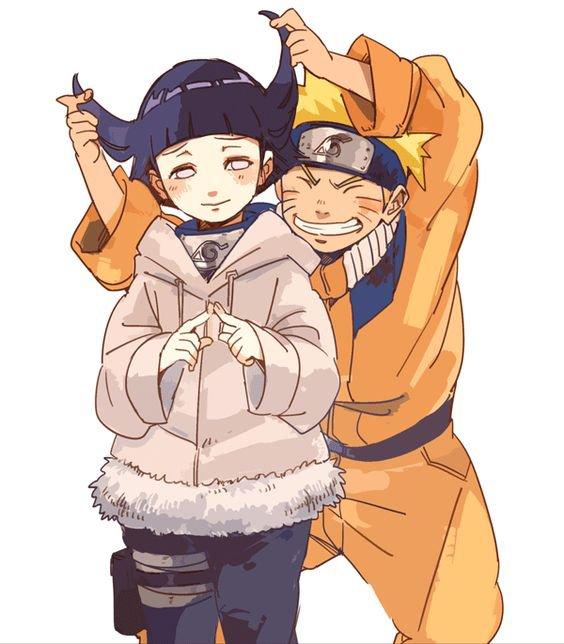 Naruto / Couple : Naruto + Hinata