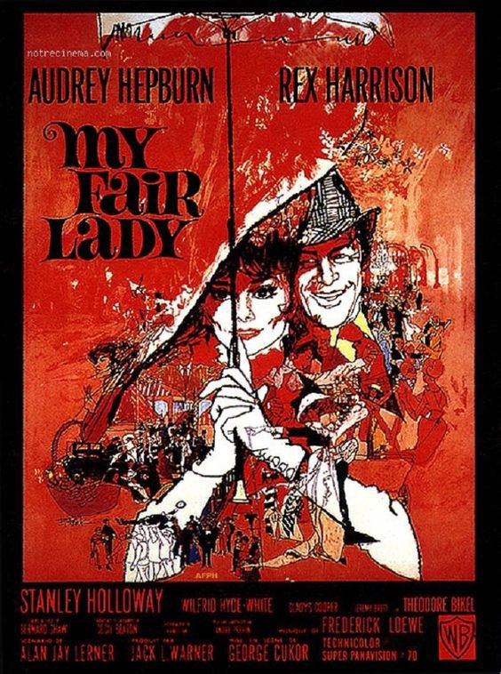 1964 MY FAIR LADY