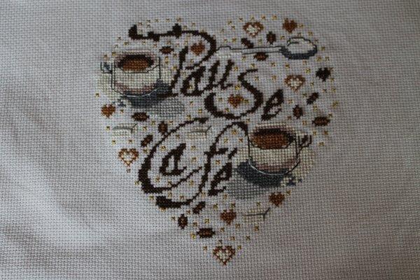 Coeur IV Pause café
