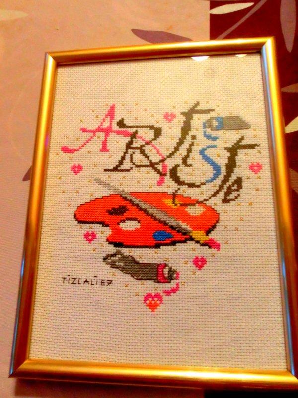 Coeur IV Artiste