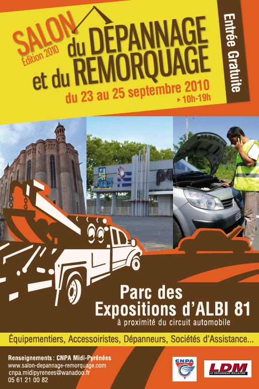 FERIA DE REMOLCAJE EN ALBI, TOULOUSSE, FRANCE.....