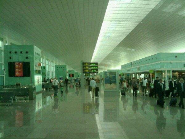 aeropuerto del prat