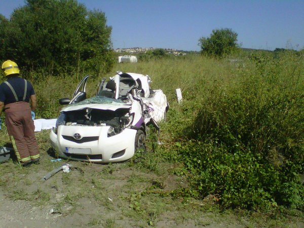 ACCIDENT MORTAL N-340 KM 1190 EL VENDRELL - TGN