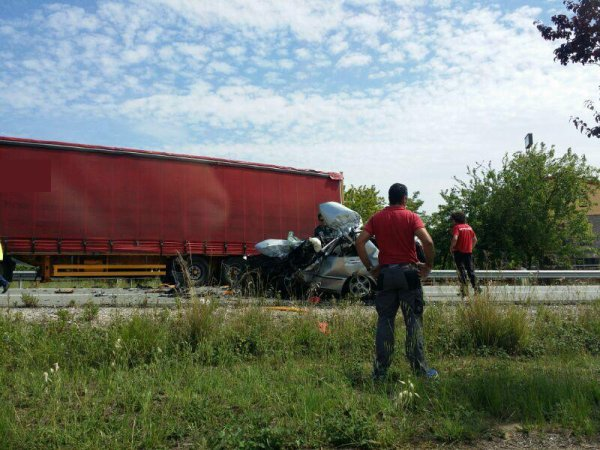 ACCIDENT MORTAL N-340 AVINYONET KM 1.217  04-06-2014