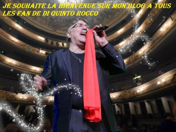 je souhaite la bienvenue sur mon blog a tous les fans de Di Quinto Rocco