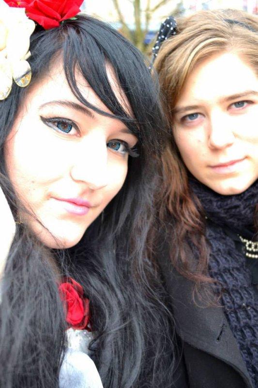Journée à Troyes avec Nevan :D