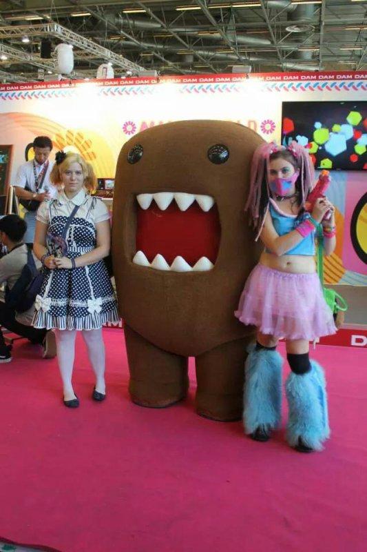 Japan expo 2014 (tenues)