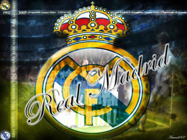 Top le plus beau logo des club - vive réal madrid FQ58