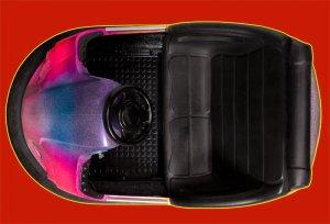 L'Alma I-Car   le design est d' Isabelle Reverchon