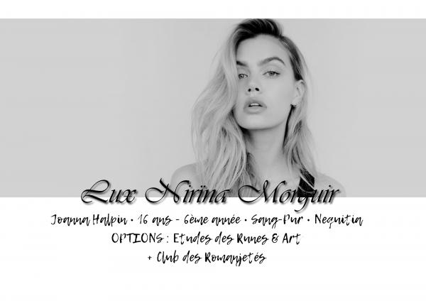 _ Lux Morguir
