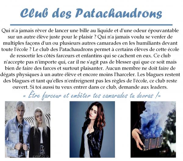 club des patachaudrons