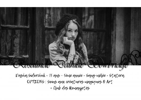 Rosalinde Sowbridge