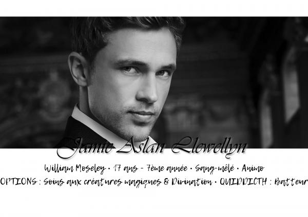 Jamie Aslan Llewellyn