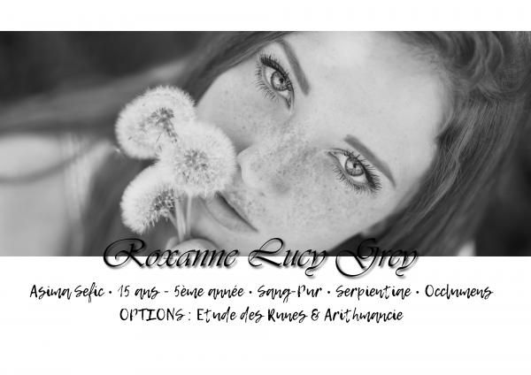 Roxanne Grey