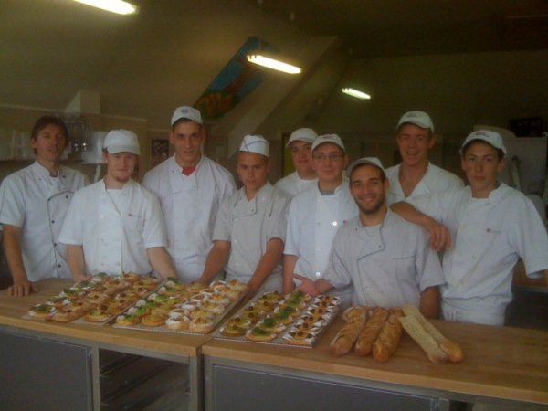 Journée de pratique avec les BP     09/2010
