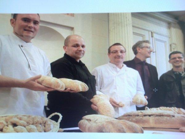 Création d'un nouveau pain dans le Territoire de BELFORT