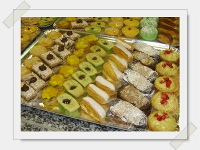 """Journée de pratique en pâtisserie """"petits fours frais"""" par les cap 1ère année"""