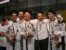 La 15ème édition de la Coupe d'Europe :   La FRANCE est pellon de bronze