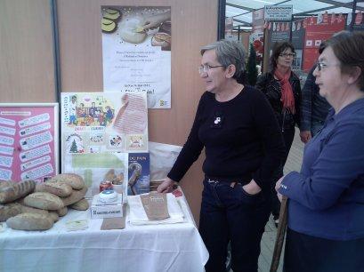 Participation des apprentis du CFA à la 74 ème Foire de Saint Loup Sur Semouse