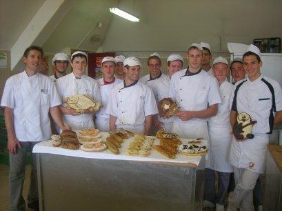 Quelques fabrications des BP boulangers ce mercredi 11 mai 2011