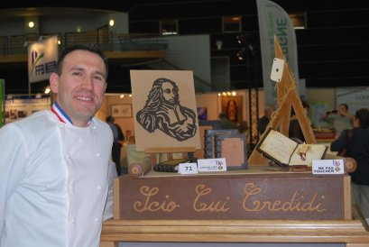 Sébastien Chevallier MOF en boulangerie ....