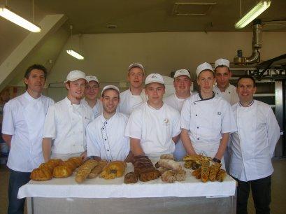 Journée de pratique des BP boulangers ....