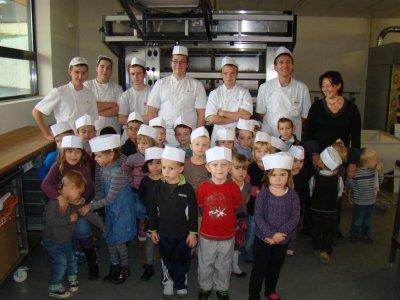 Journée découverte du pain avec les petits ...