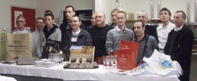 Lauréats du BP boulanger 2011