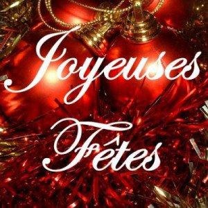 Joyeuses fêtes de fin d'année à tous ...