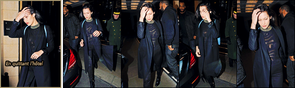 23/02/16 - Bella Hadid prenait la pose lors des « Elle Style Awards » qui avait lieu à Londres, en Angleterre ![/s#00000ize]Sublime comme jamais ! Le même jour, Bella H. a été photographiée en quittant l'hôtel Dorchester avec apparemment, son petit-ami Abel Tesfaye...[/alig fen]