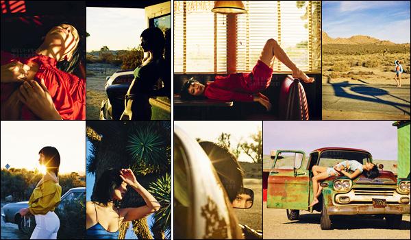 SHOOT '─ Découvrez les photos issues du « LOVE Magazine » pour le printemps / été 2016 avec Bella Hadid ![/s#00000ize]Bella H. reprend une énième fois une perruque au carré pour un shoot aux airs estivaux, réalisé par la photographe et réalisatrice Sam Taylor-Johnson.[/alig fen]