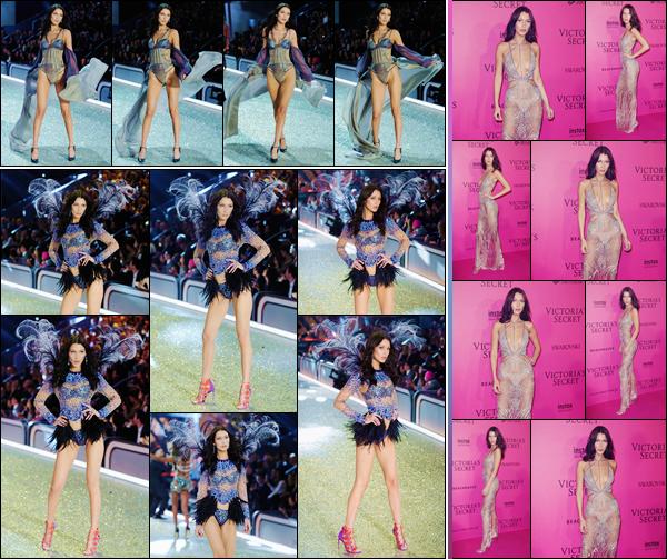- ''•-30/11/16-' : Bella Hadid défilait à l'occasion du : « Victoria's Secret Fashion Show », au Grande Palais de Paris. Bella Hadid n'a pas manqué de défiler devant son ex petit ami, The Weeknd, qui y performait. Puis Bels s'est rendue à l'after-party. Top ! -