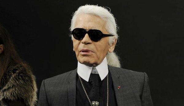 Karl Lagerfeld -Créateur
