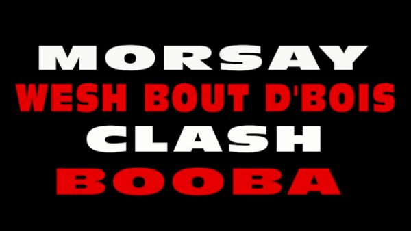 morsay clash booba et sa carriere est fini